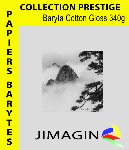 Baryta cotton gloss 340g